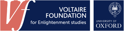 Voltaire Foundation - for Enlightenment studies